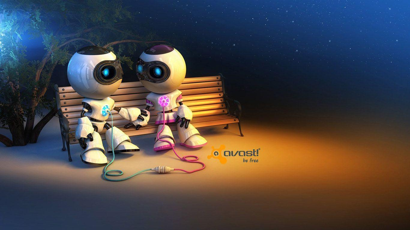 3D Cartoon Wallpapers HD