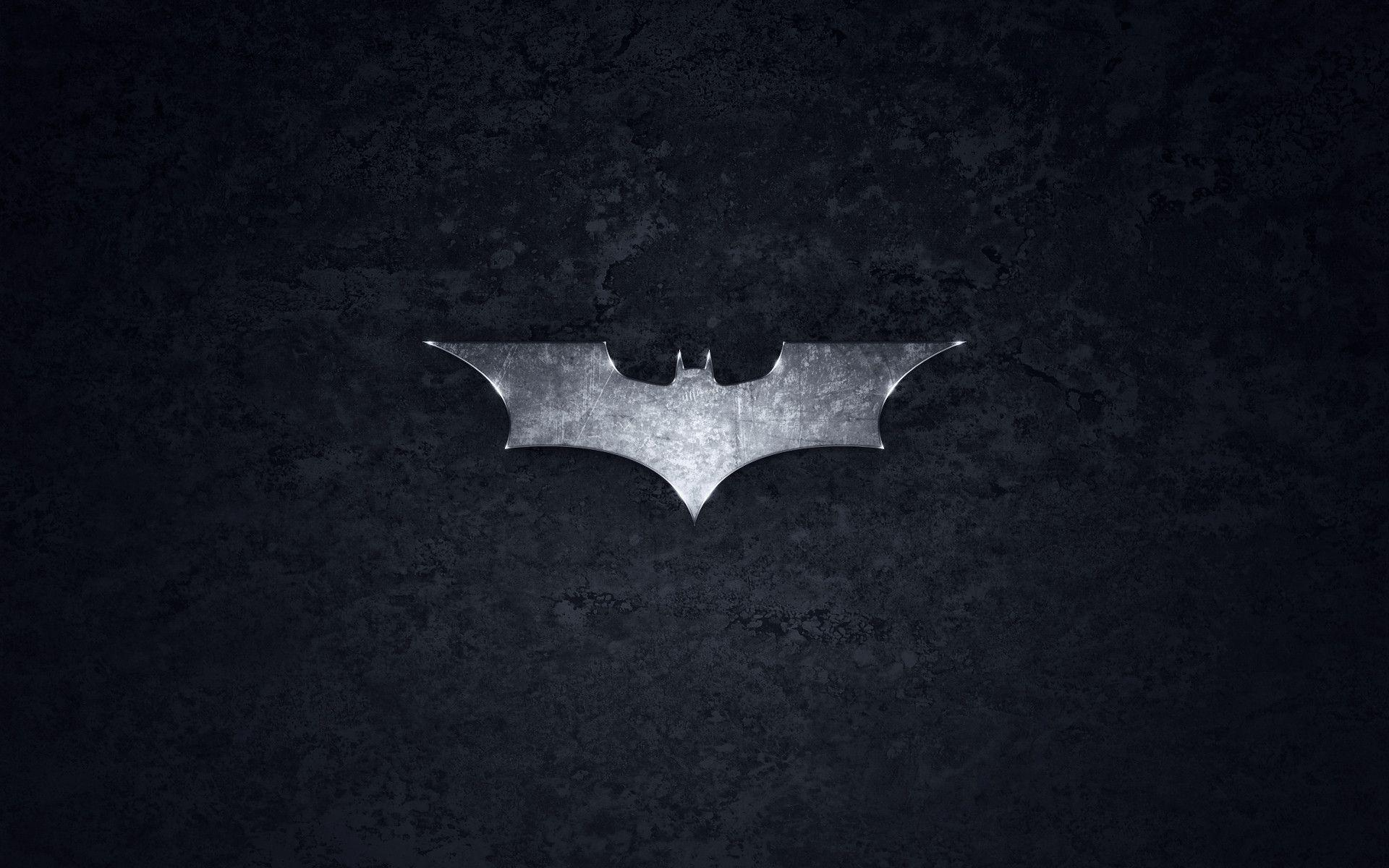 Batman Logo Wallpapers Wallpaper Cave