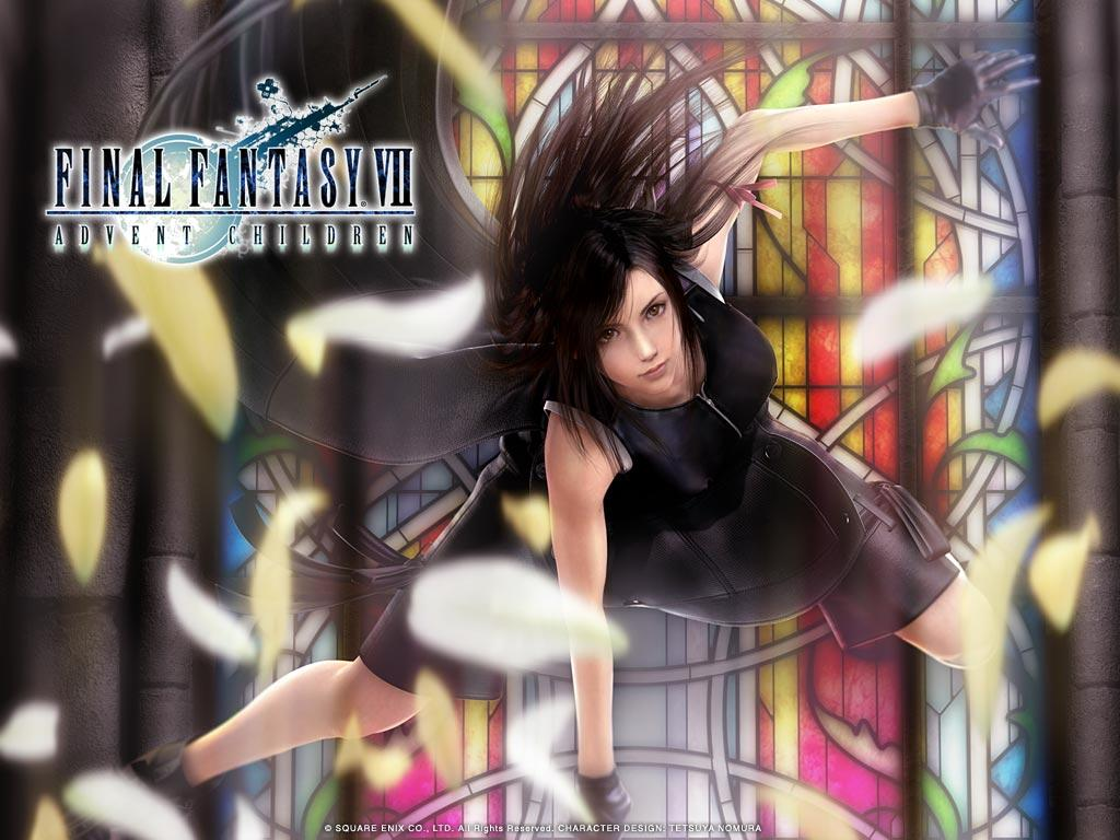 Final Fantasy 7 Wallpapers Tifa