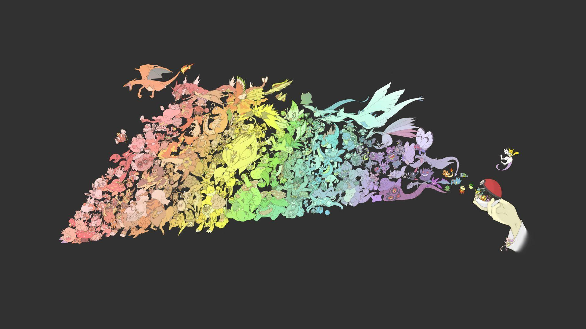 pokemon desktop background