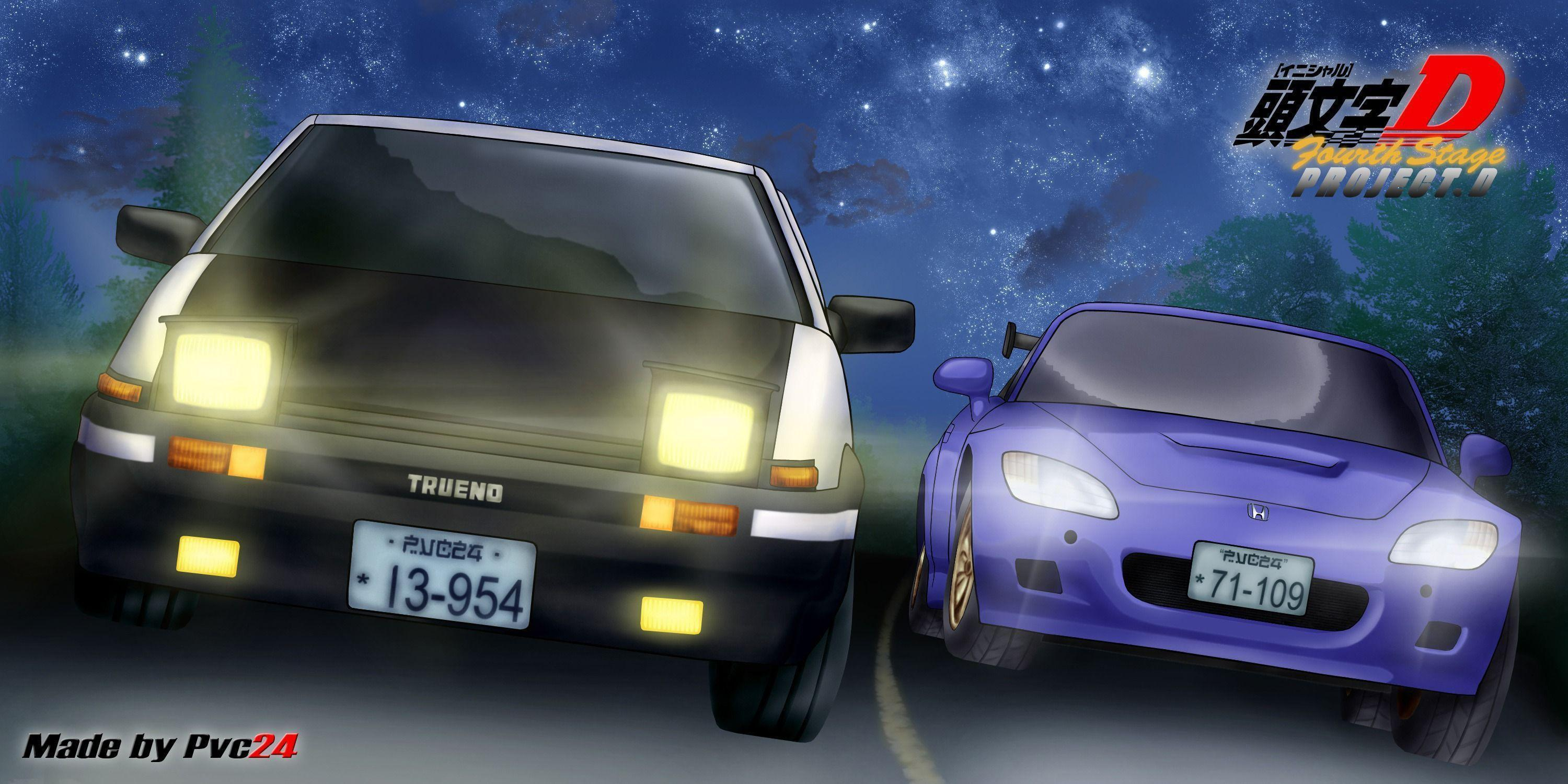 Wallpapers Initial D Wallpaper Cave