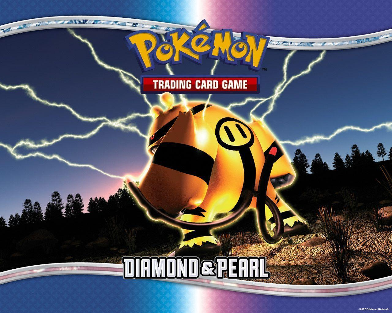 Pokemon Diamond And Pearl Wallpapers - Wallpaper Cave