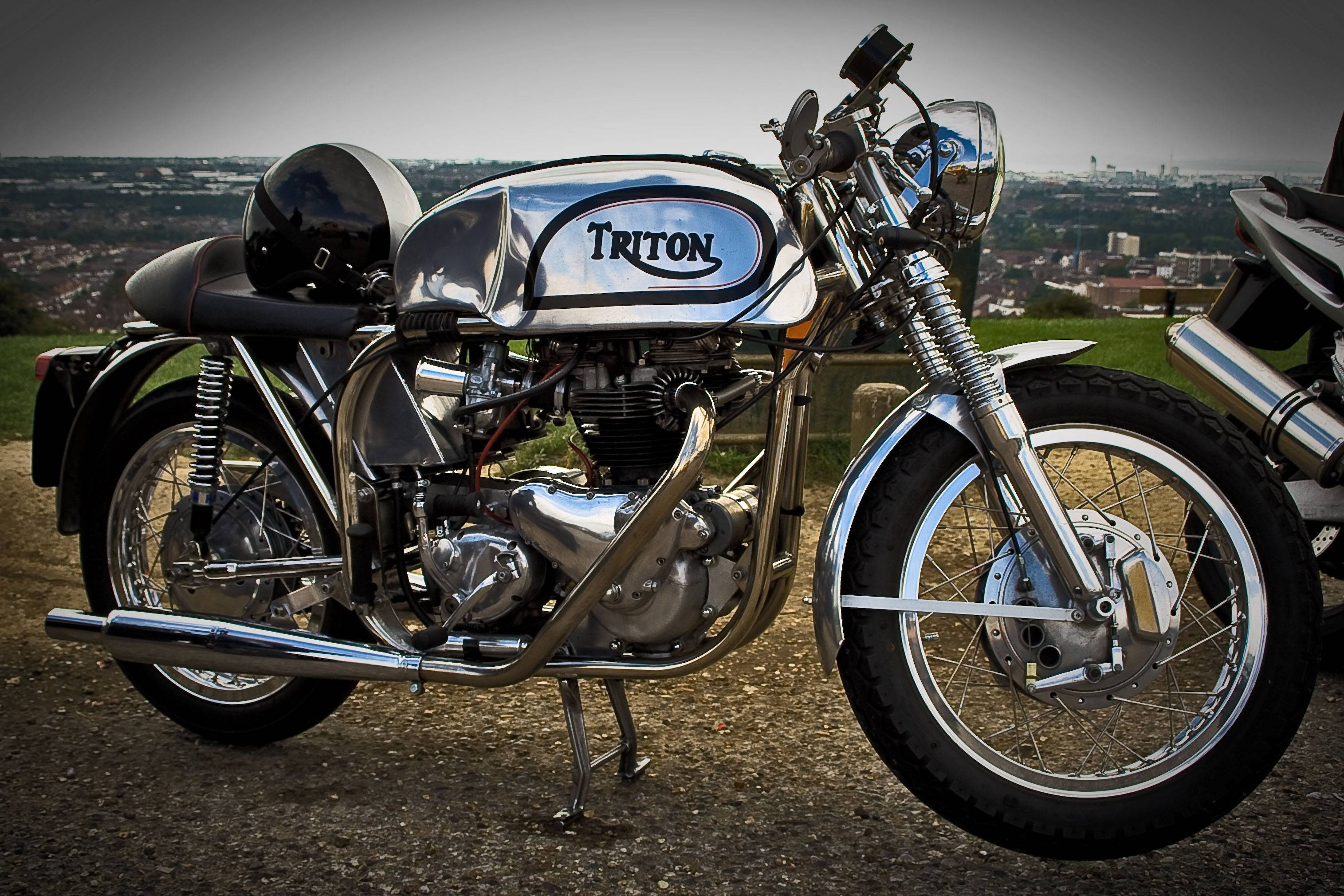 Triumph Motorcycle Wallpapers - Wallpaper Cave