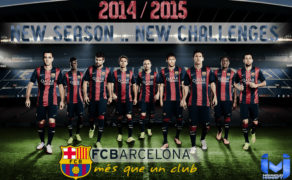 FC Barcelona Wallpapers 2015 - Wallpaper Cave