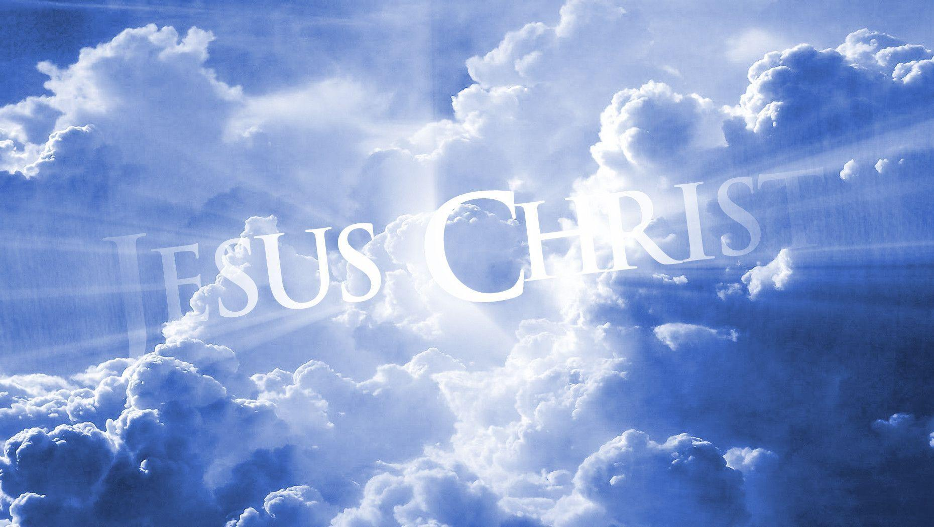 Jesus Christ in Heaven Wallpapers