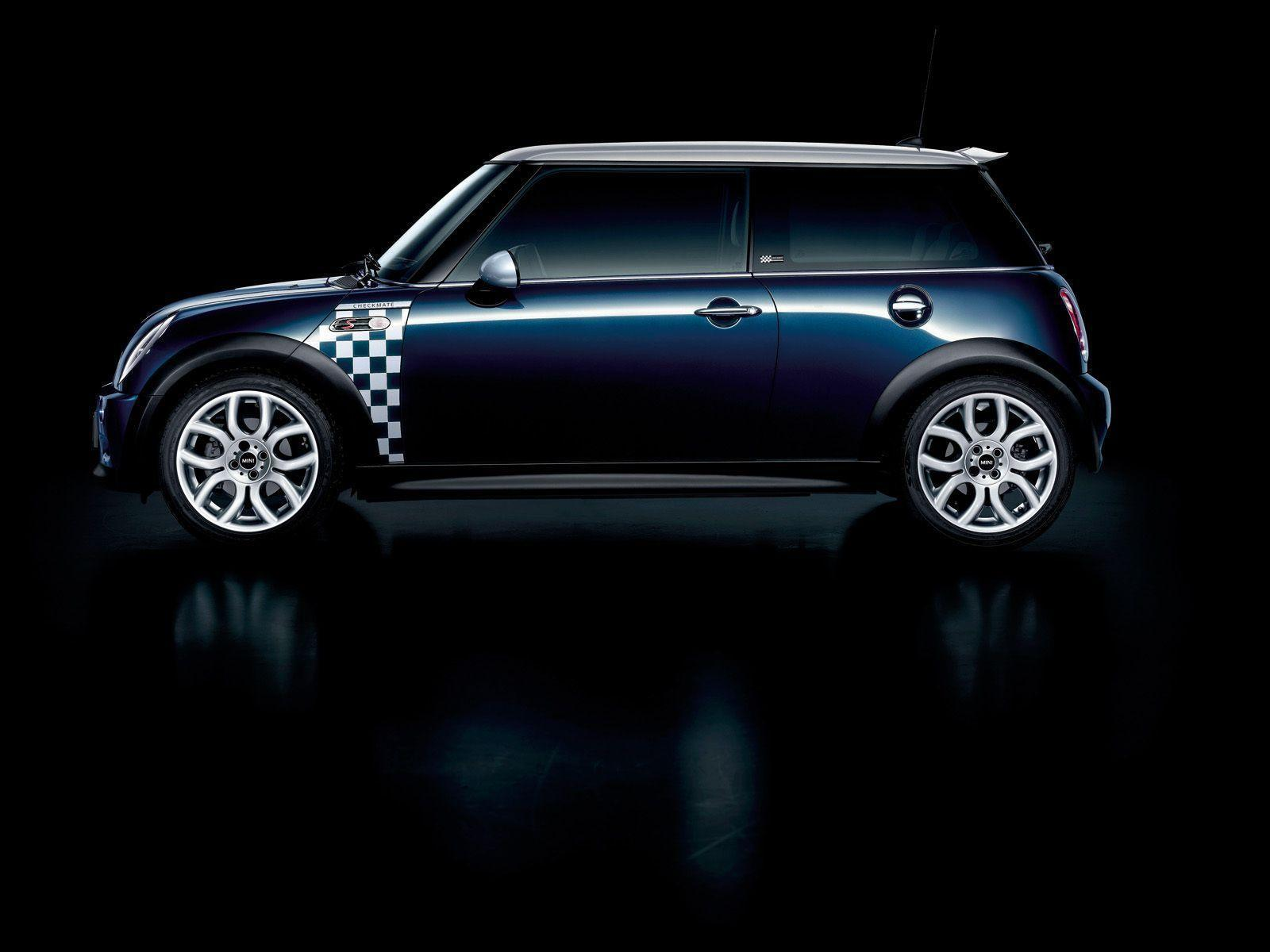 MINI Checkmate history, photos on Better Parts LTD