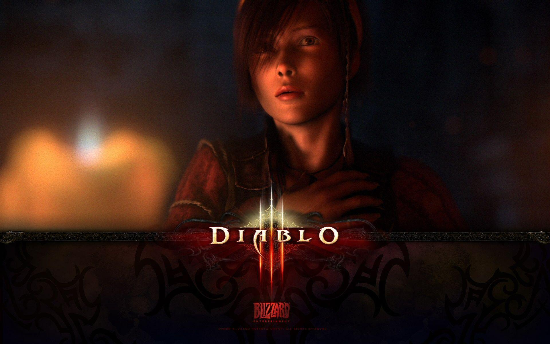 Diablo 3 Wallpaper Hd wallpaper - 77699