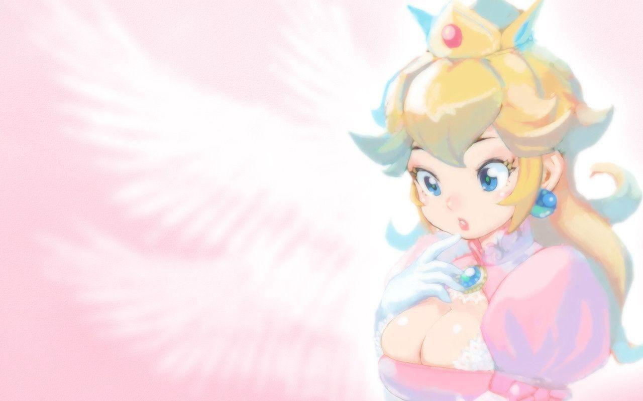princess peach wallpapers wallpaper cave