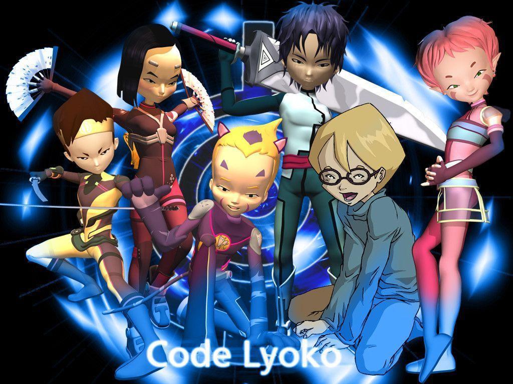 Code Lyoko Wallpapers Wallpaper Cave
