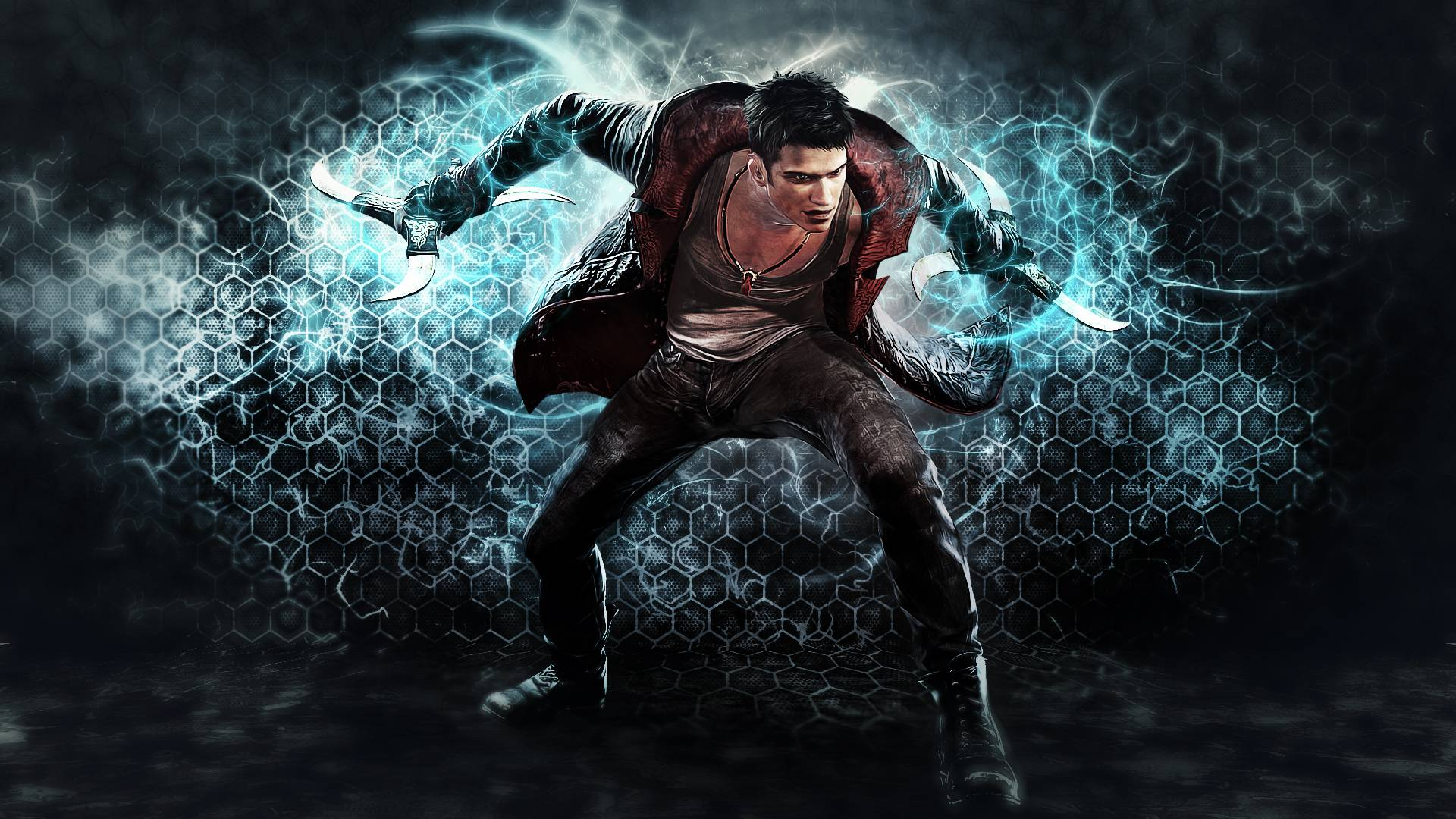 devil may cry dante wallpapers wallpaper cave