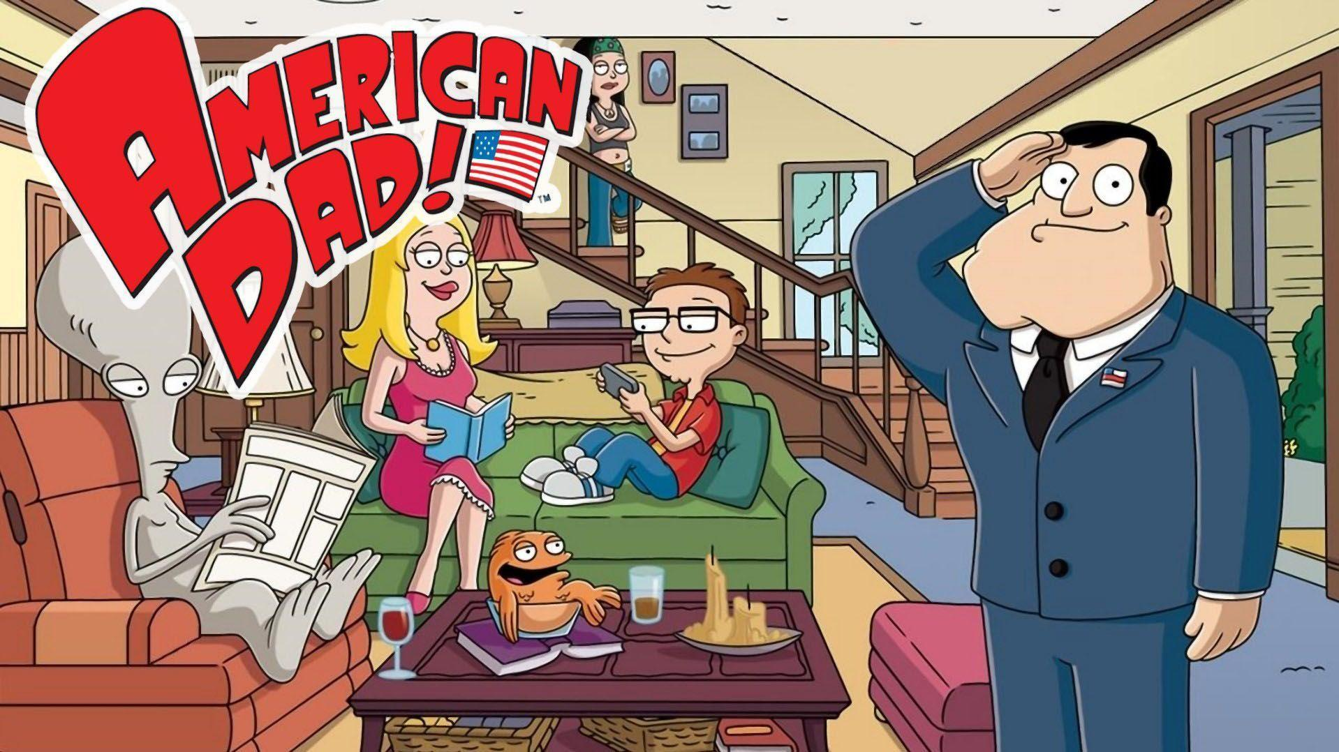 American Dad! Computer Wallpapers, Desktop Backgrounds 1918x1078