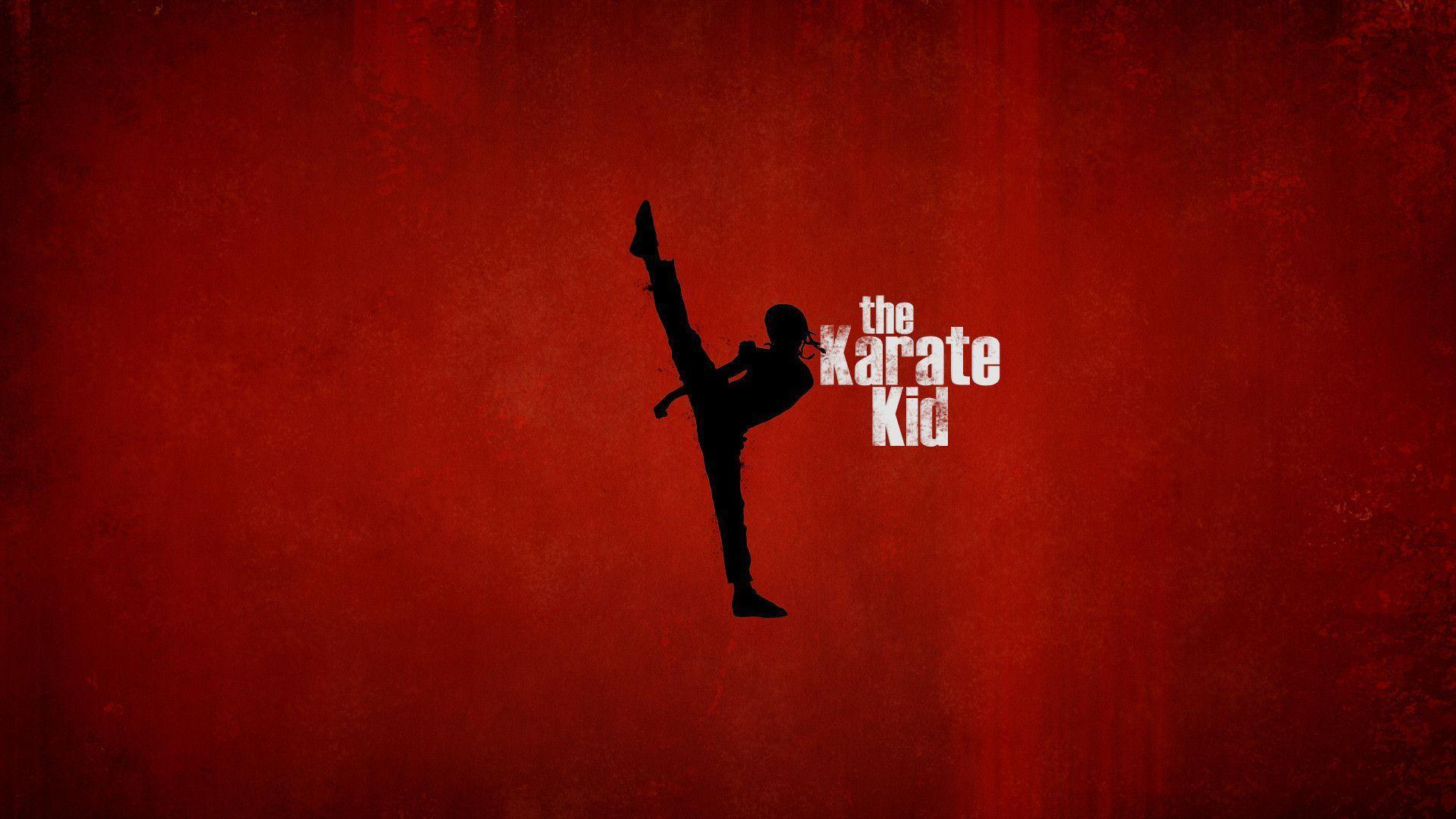 Karate background