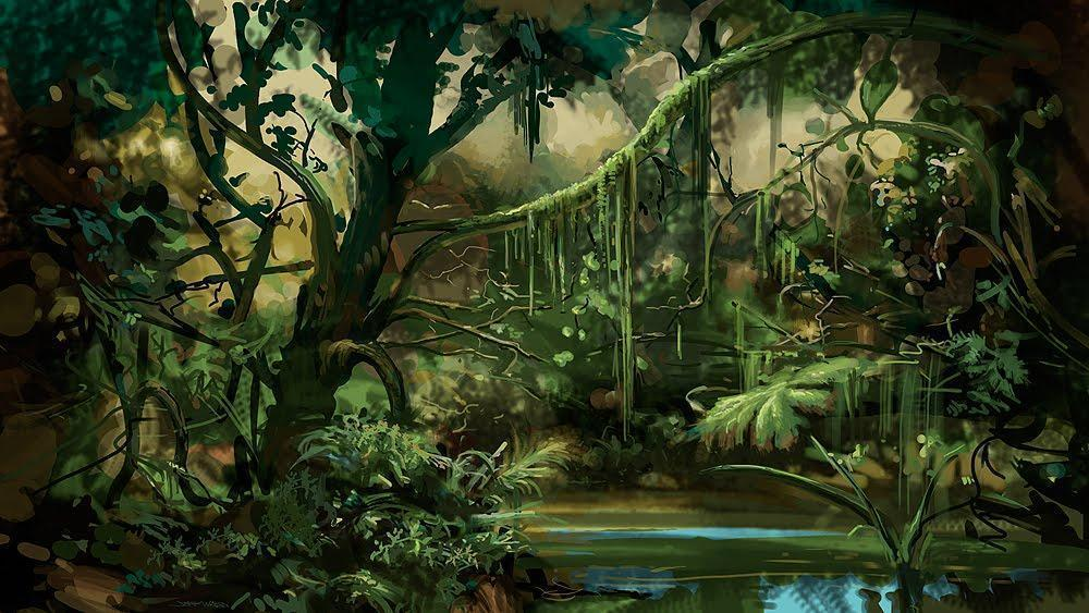 Jungle Backgrounds Wallpaper Cave