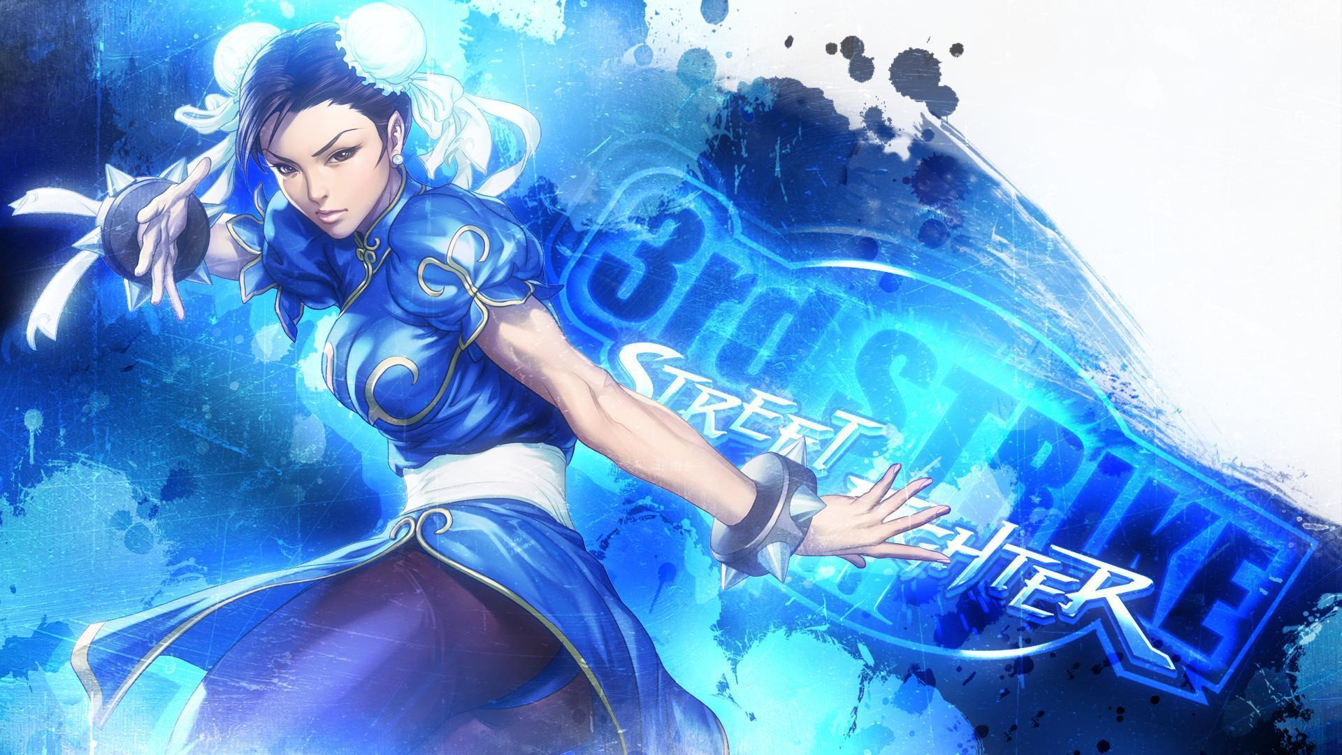 Street Fighter Chun Li Wallpapers Wallpaper Cave