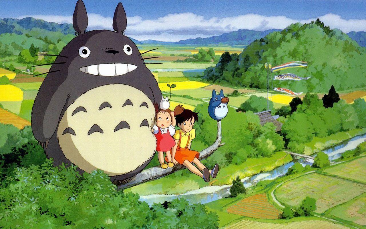 30 My Neighbor Totoro Wallpapers