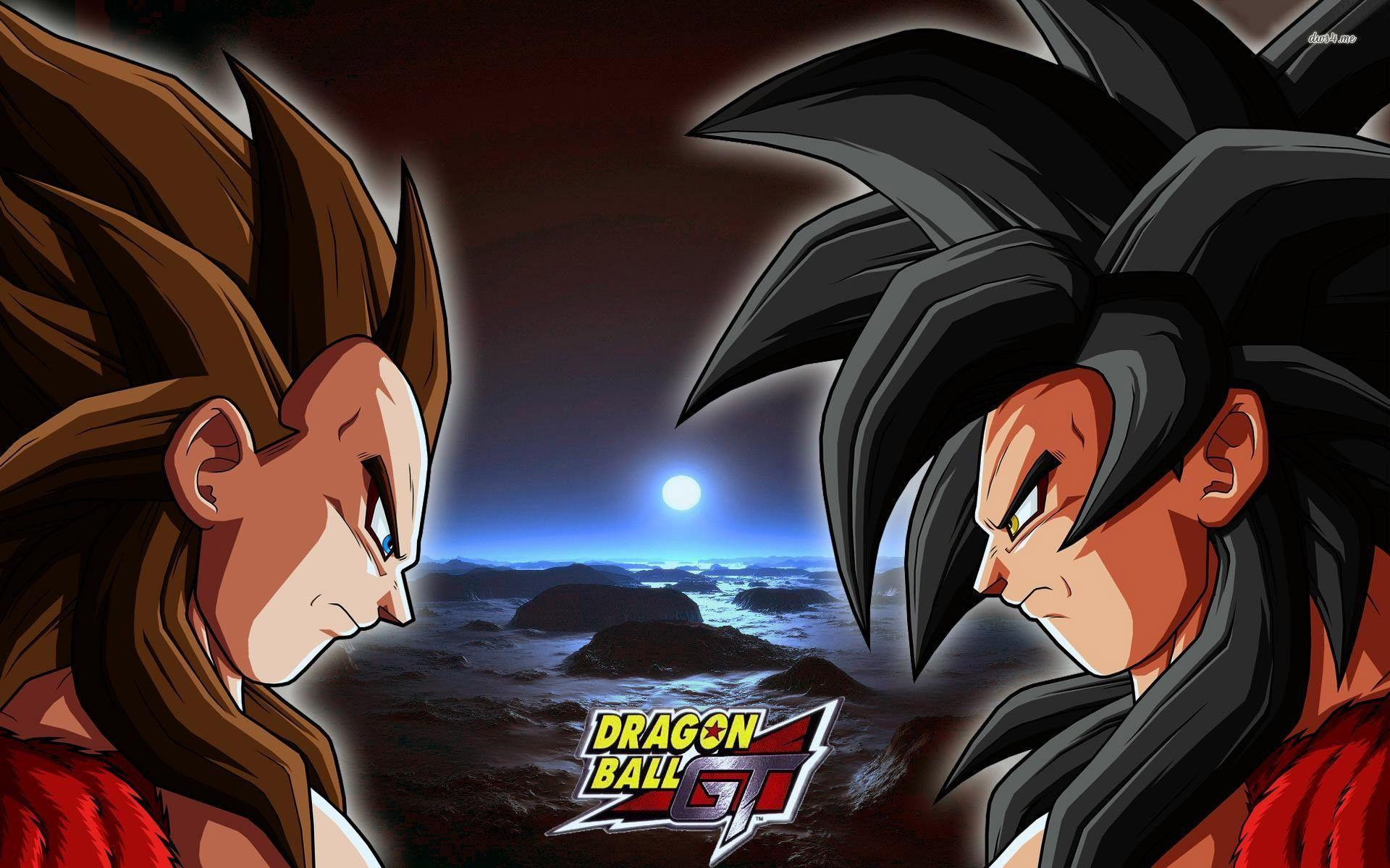 Most Downloaded Dragon Ball Gt Wallpapers