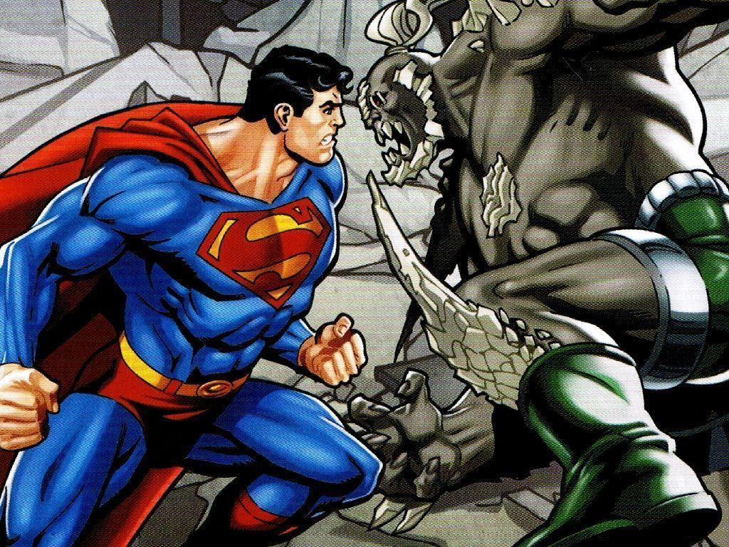 superman comic art wallpaper - photo #41