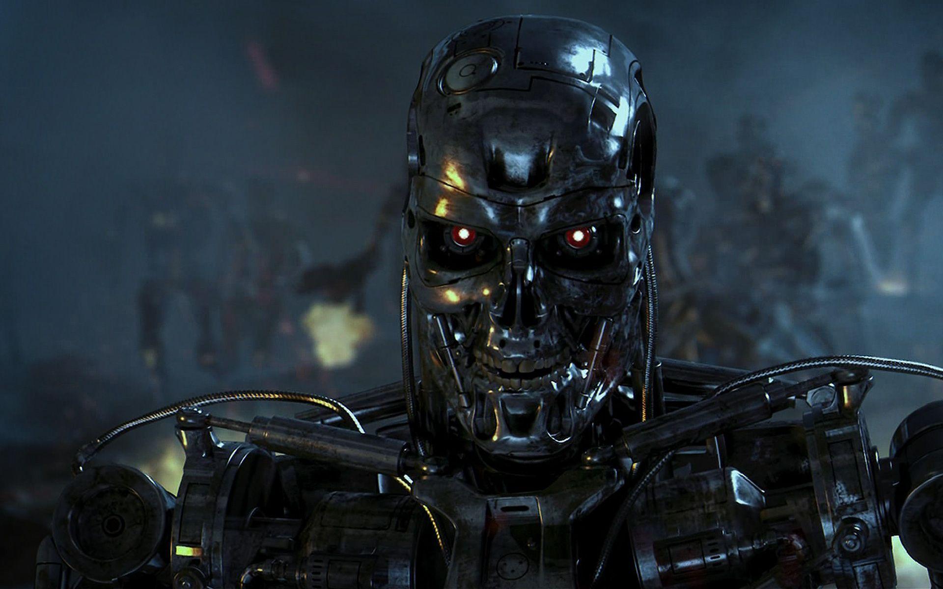 Terminator Wallpapers - Wallpaper Cave