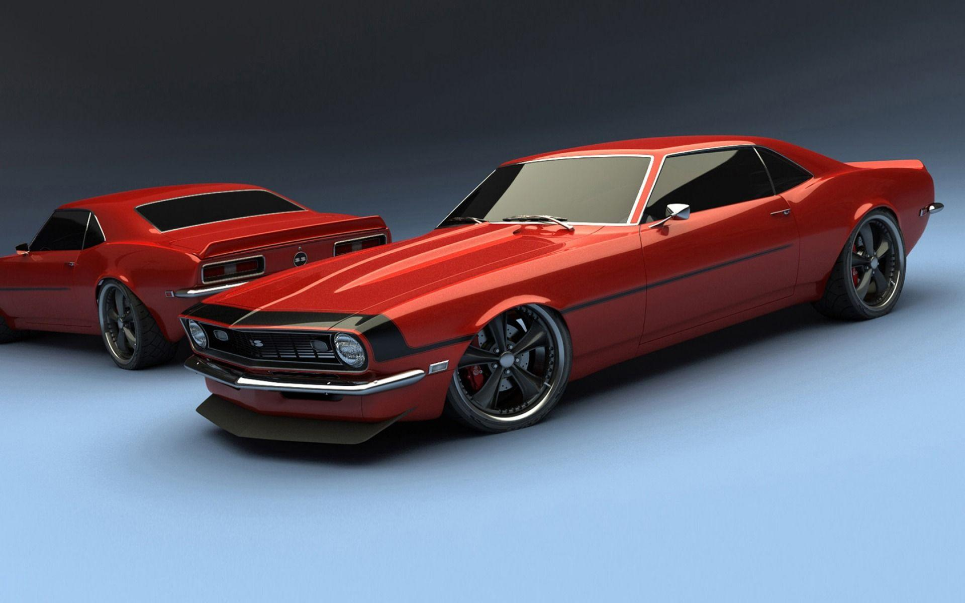 Chevy Muscle Car Wallpaper #11731 | Hdwidescreens.