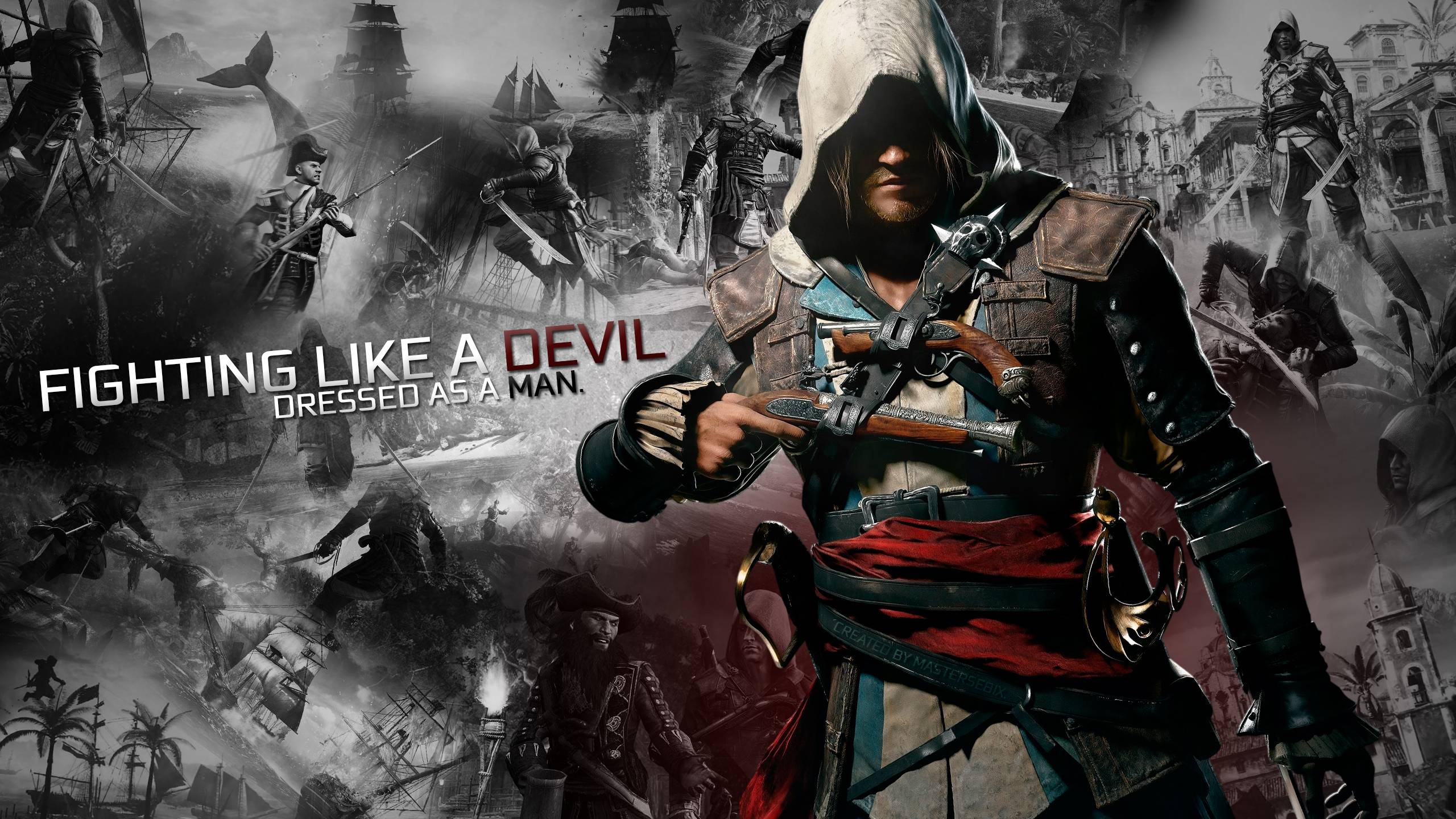 wallpaper assassins creed iv - photo #13