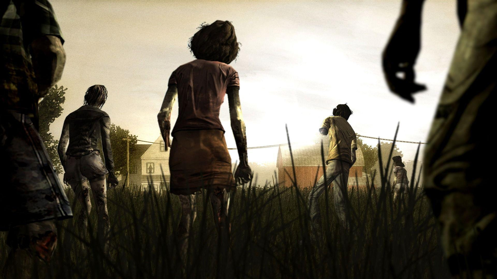 The Walking Dead Game Wallpapers 1920x1080