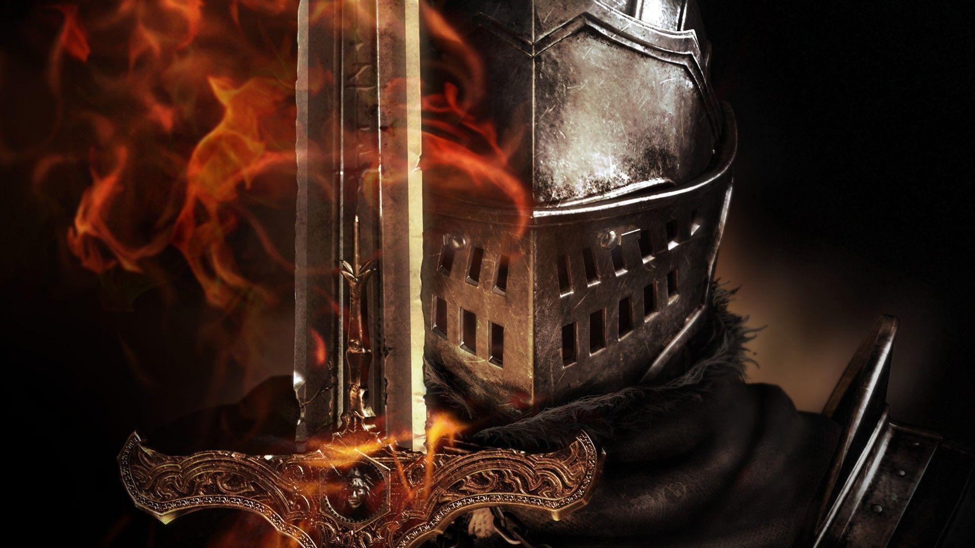 dark souls wallpaper breaking - photo #2