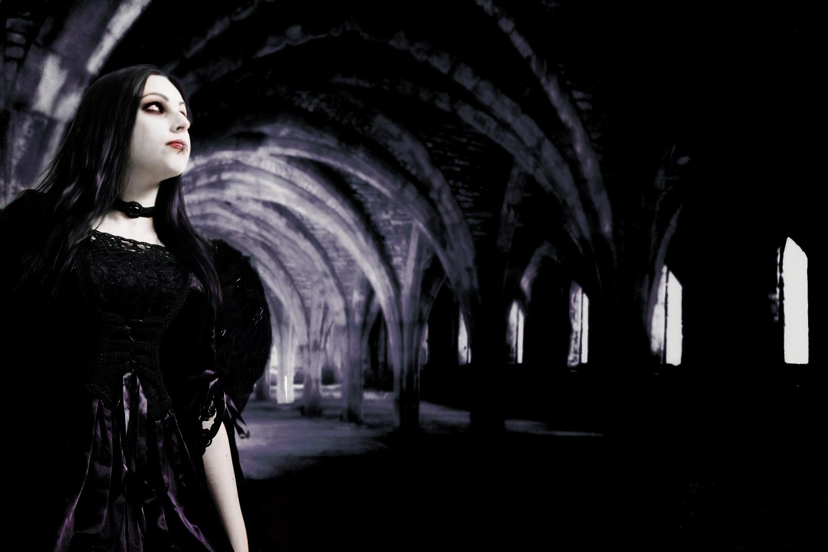 Gothic Vampire Backgrounds Goth Wallpapers - Wall...