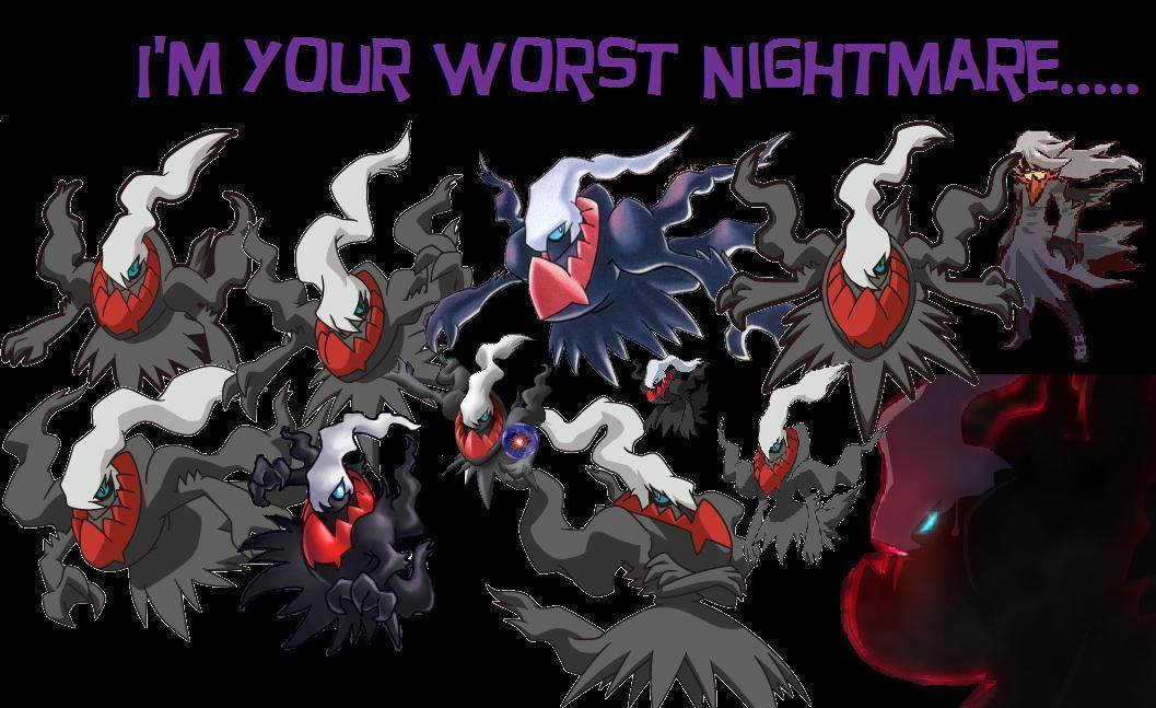 Darkrai Pokémon  Bulbapedia the communitydriven