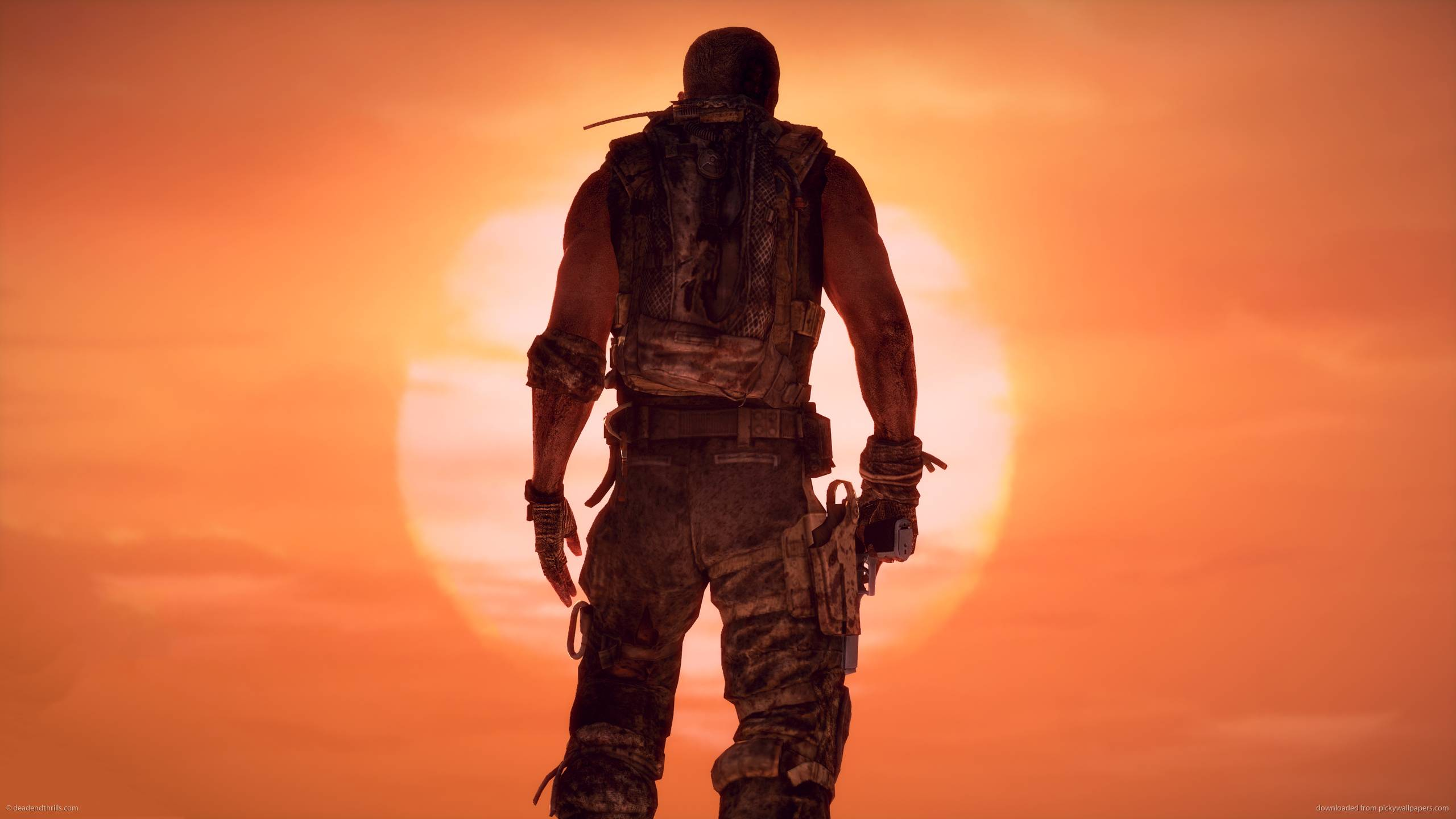 Download 2560x1440 Spec Ops The Line Killer Is Me Wallpapers