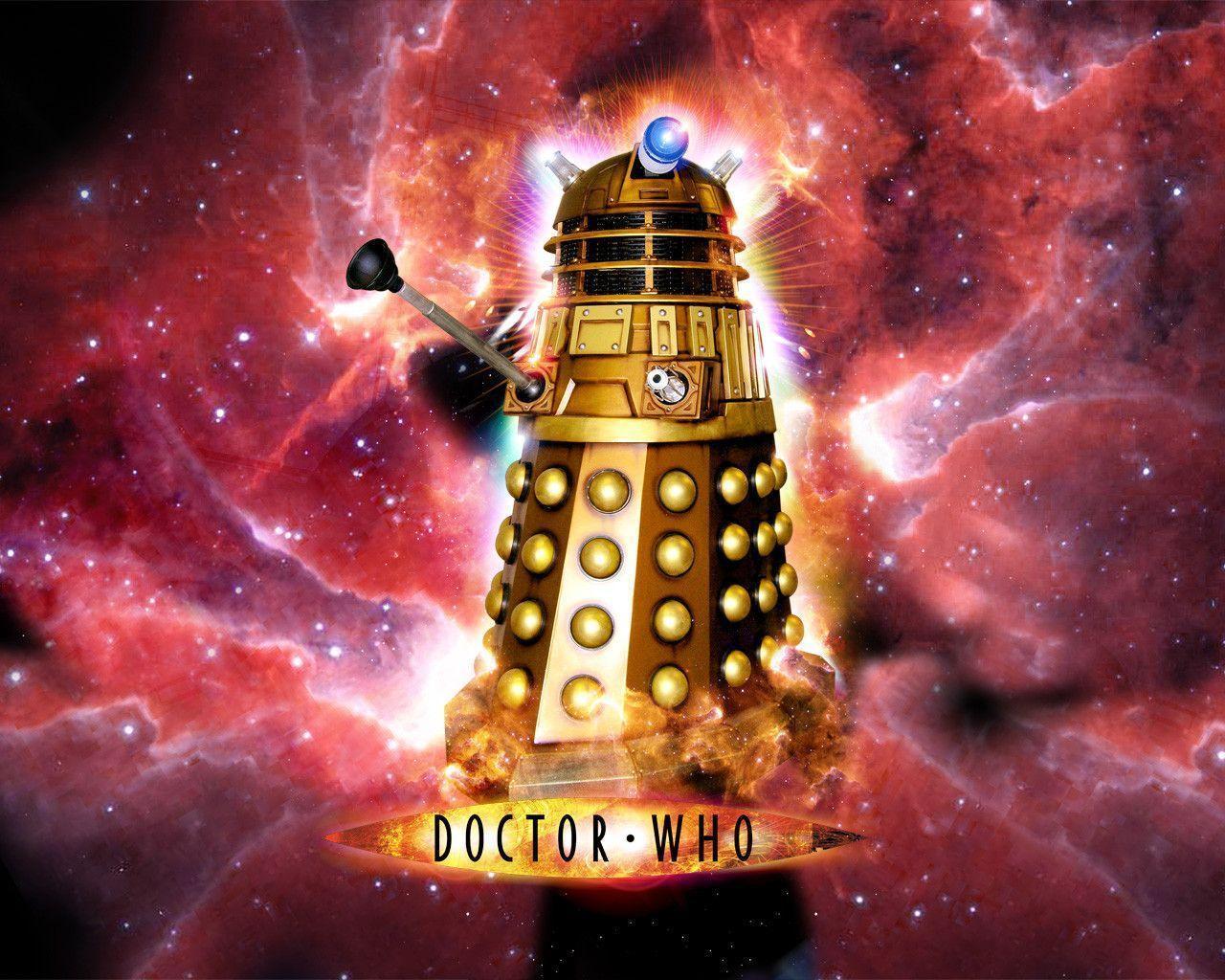 Doctor Who Wallpaper Dalek Exterminate Dalek Wallpapers - Wal...