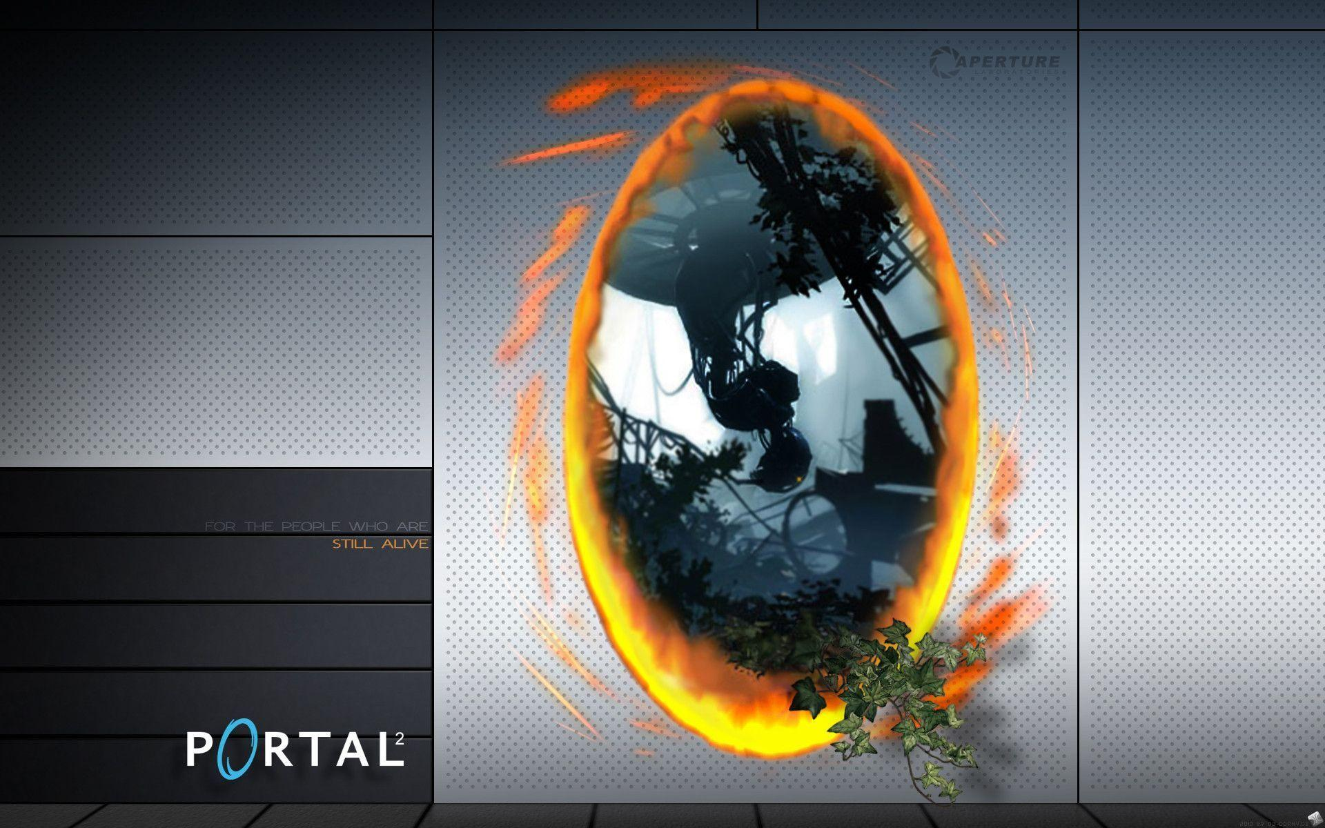 132 Portal 2 Wallpapers