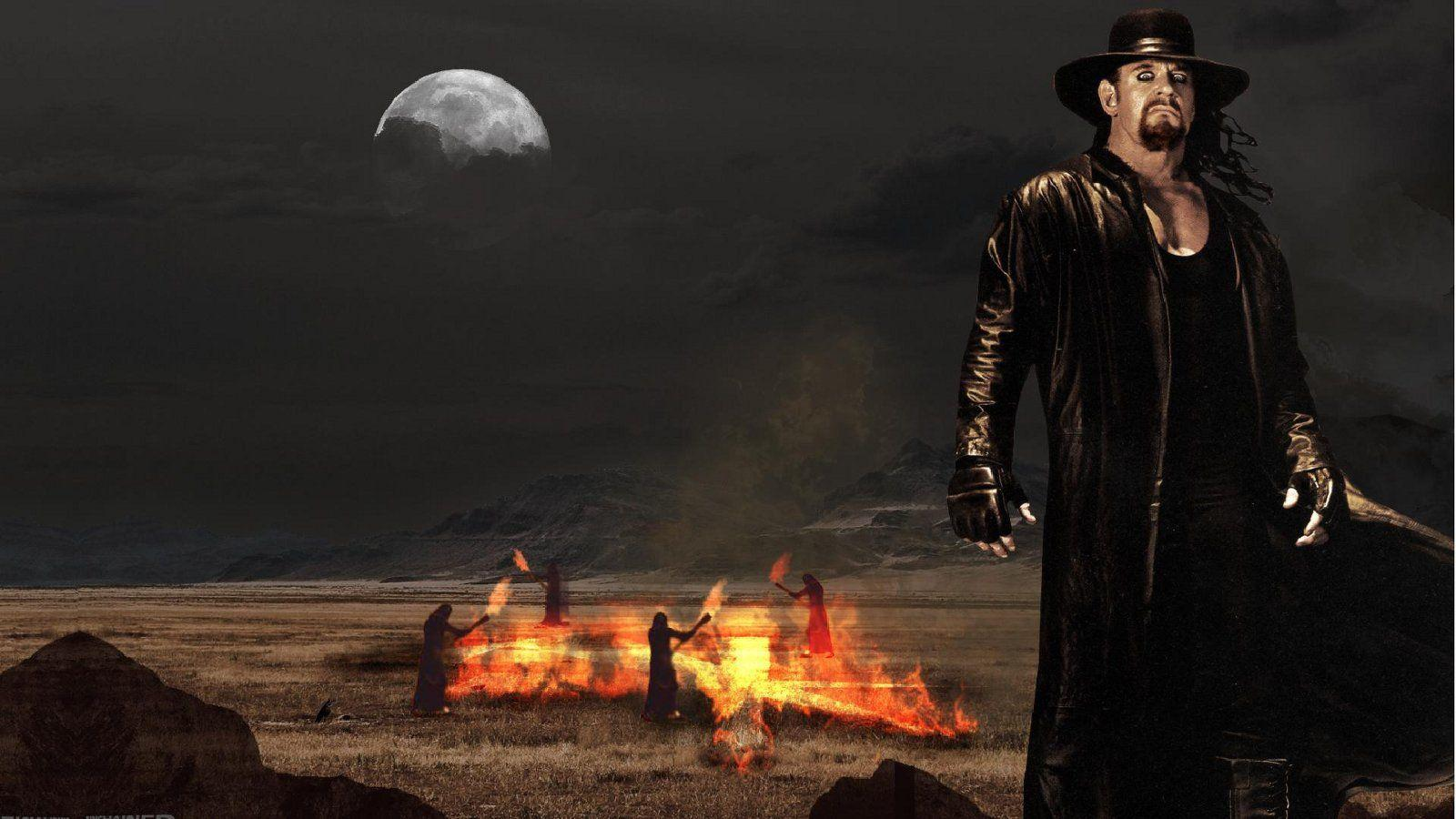 Very Dangerious Undertaker Wallpapers