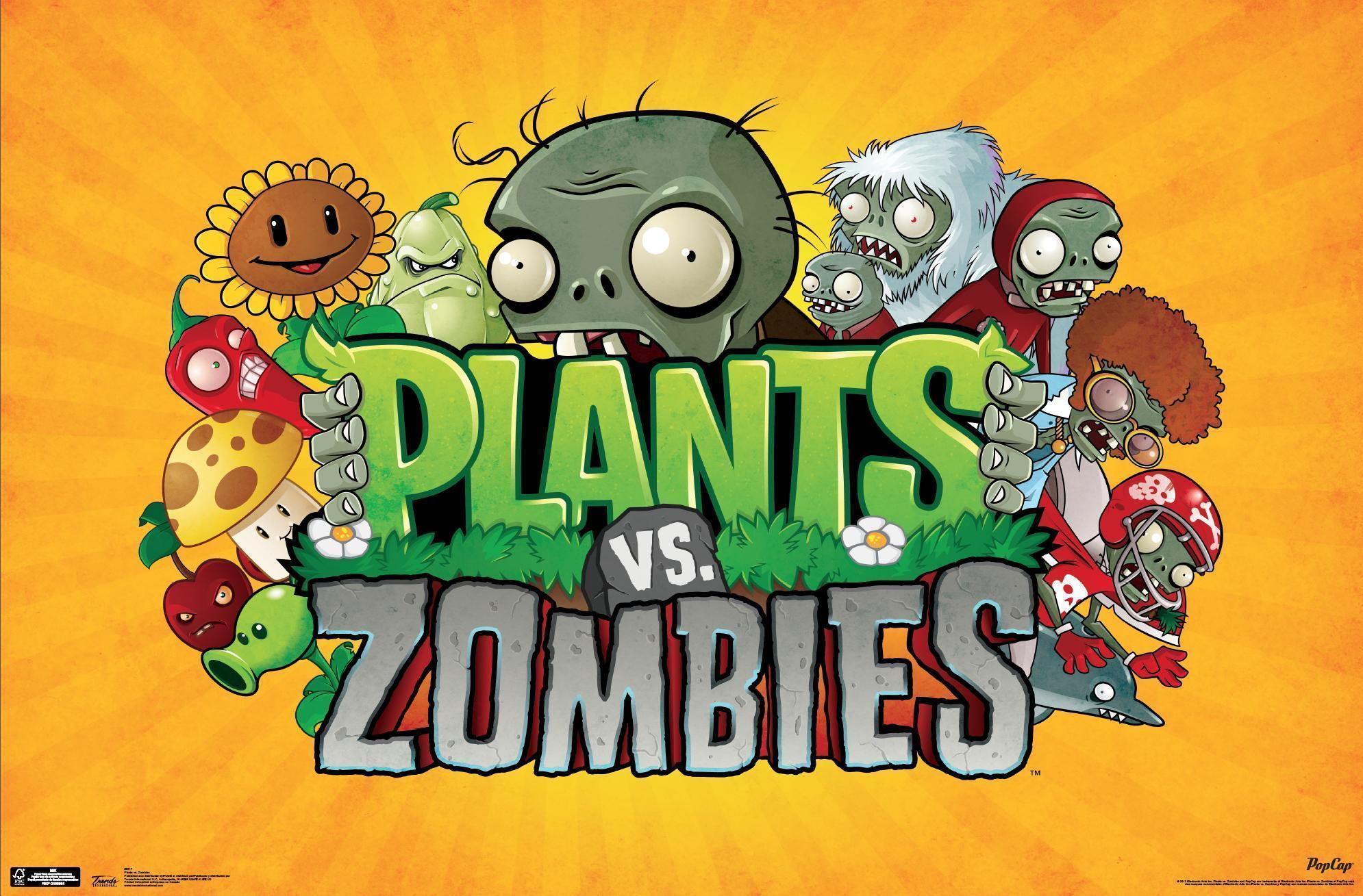 Plants vs zombies wallpapers wallpaper cave search results desktop wallpaper plants vs zombies 2560 x 1920 download toneelgroepblik Image collections