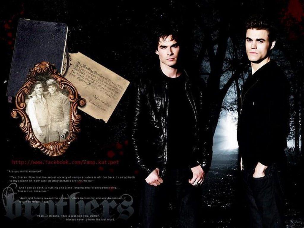 Vampire Diaries Wallpapers Damon - Wallpaper Cave