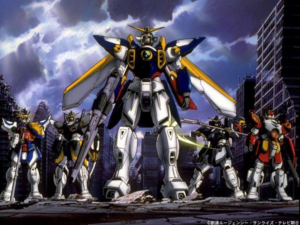 Wallpapers Hd Desktop Gundam