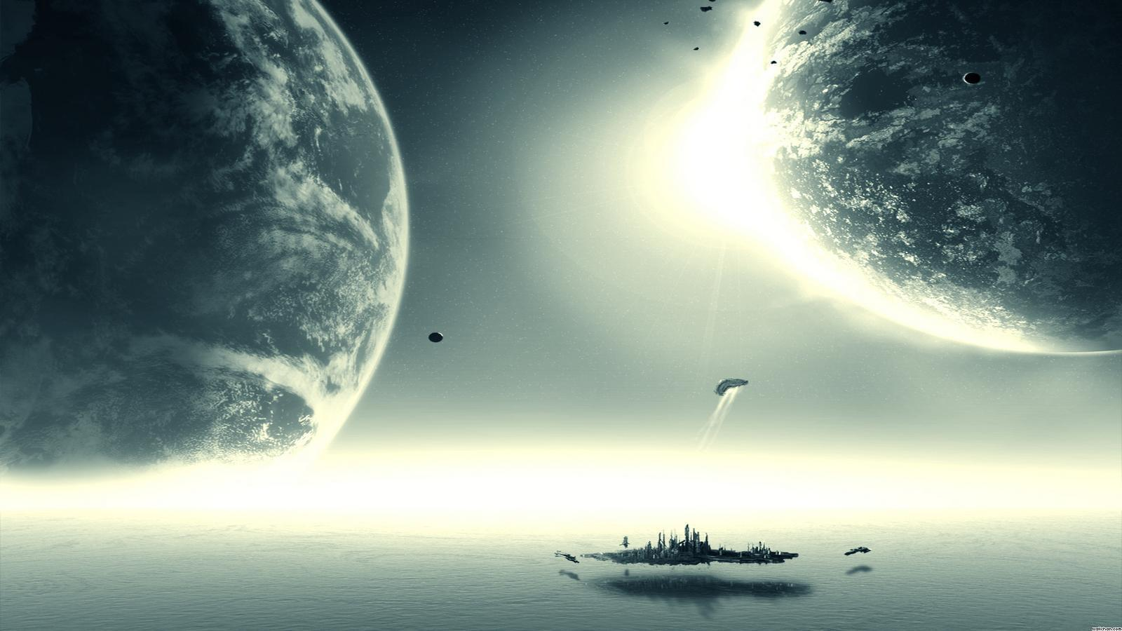 Stargate Atlantis Wallpapers - Wallpaper Cave
