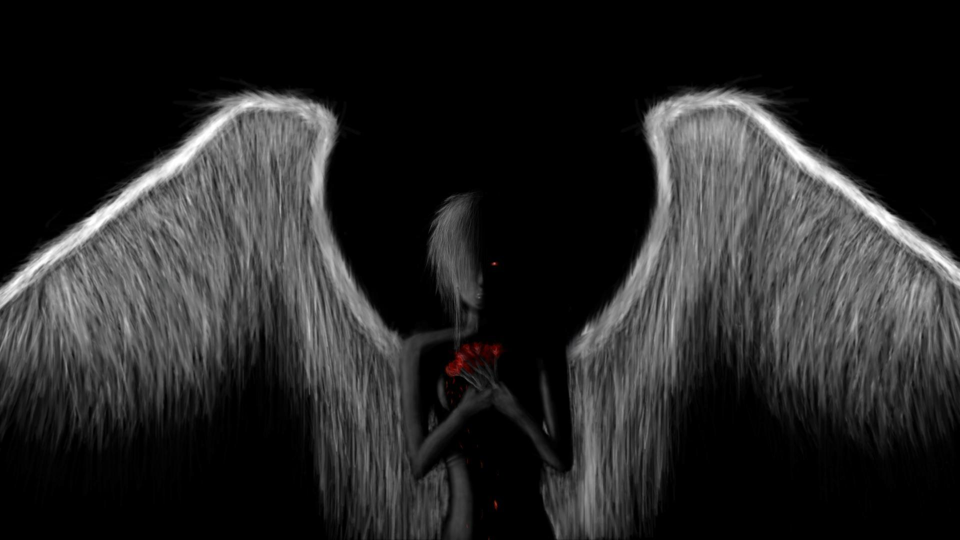 sexy fallen male angels wallpaper - photo #35