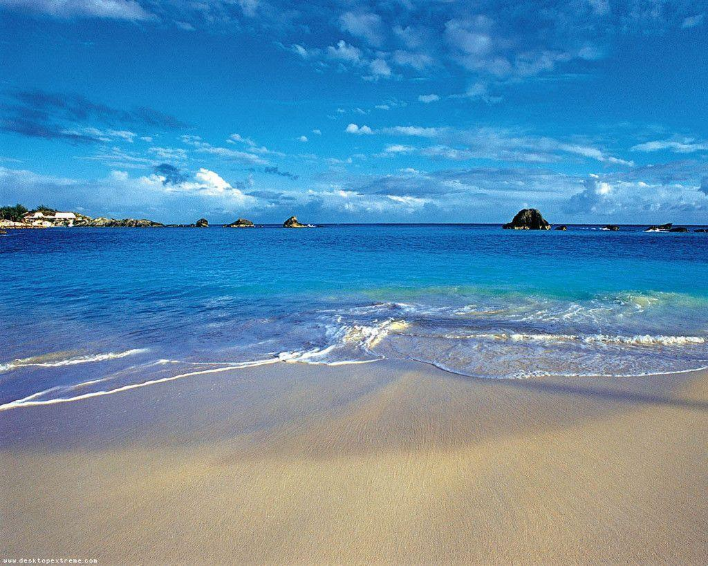 Tropical Island Beach Ambience Sound: Water Scenery Wallpapers