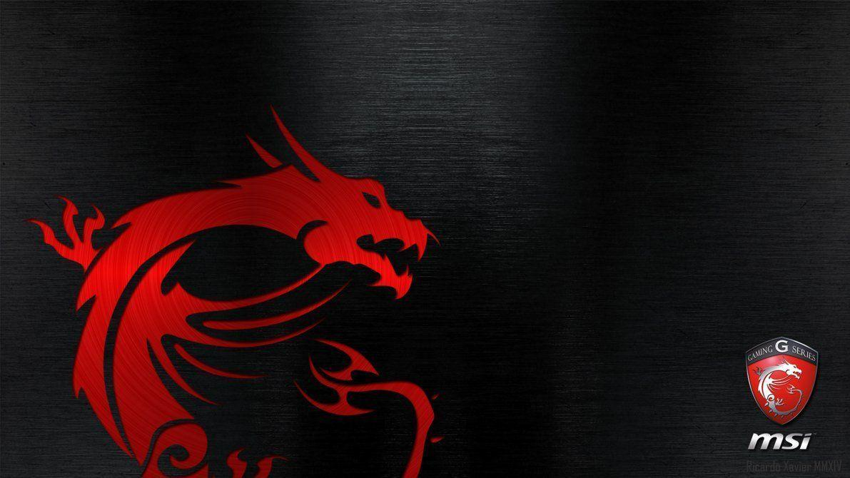 MSI Gaming Series Dragon Wallpapers by RicardoXavier