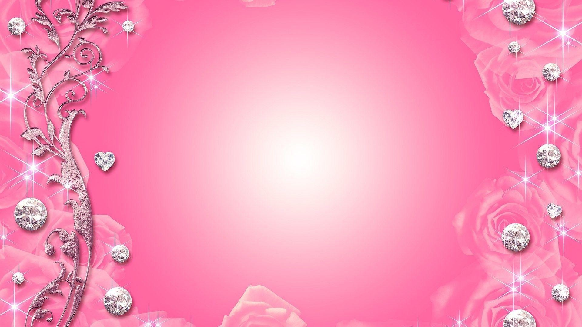 Pink Background wallpaper - 1111503