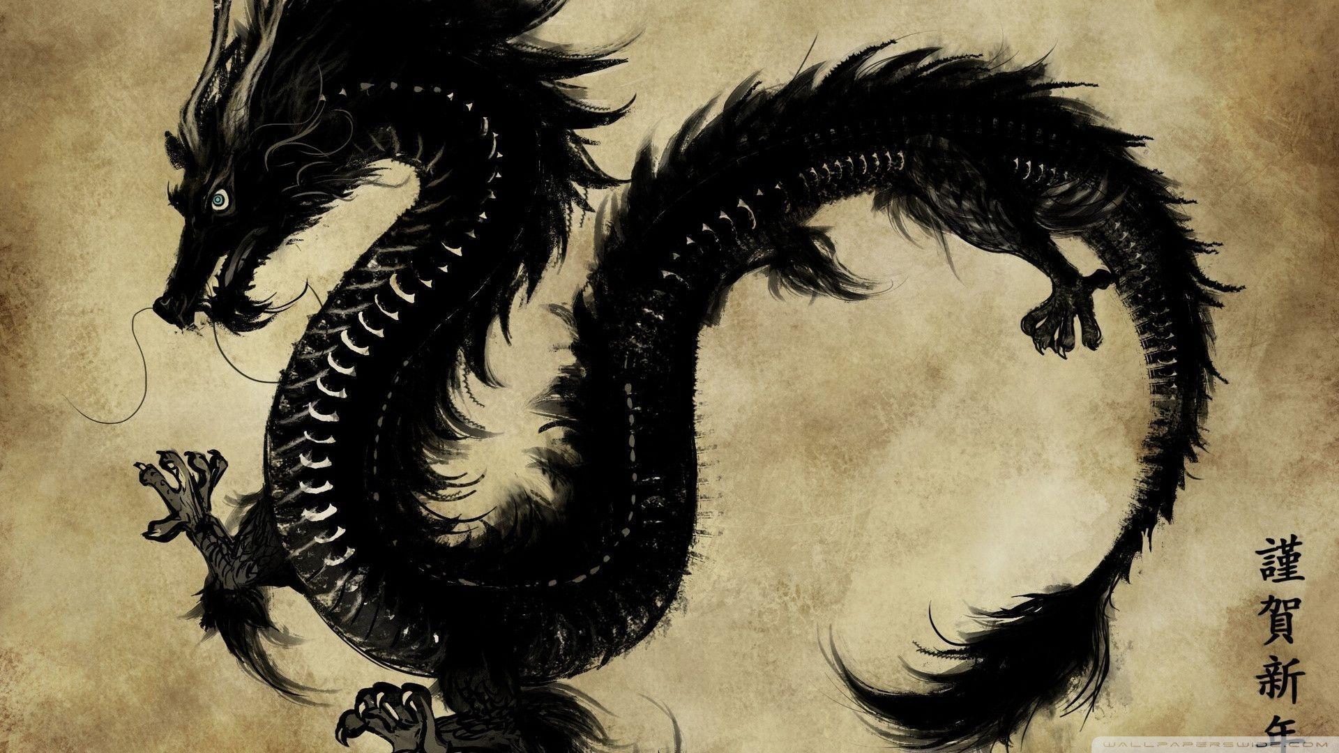 dragon tattoo hd wallpaper - photo #37