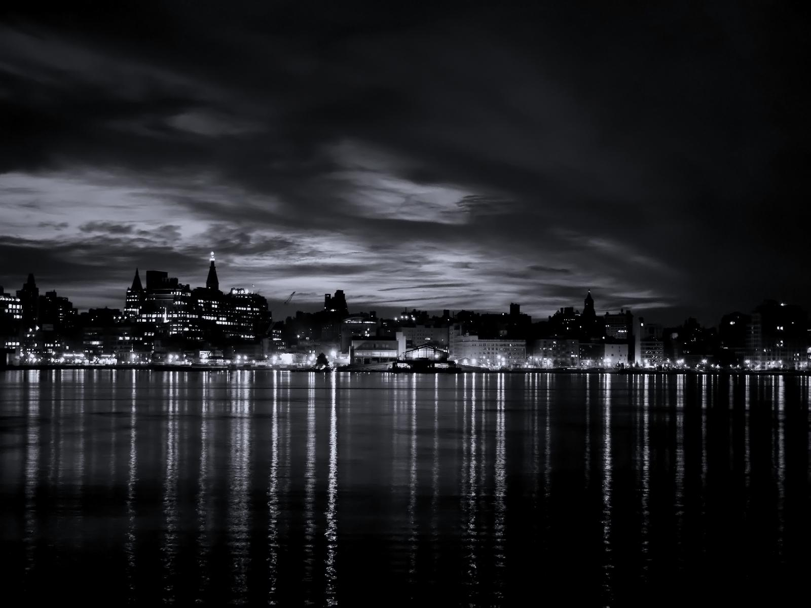 Black And White Wallpapers City