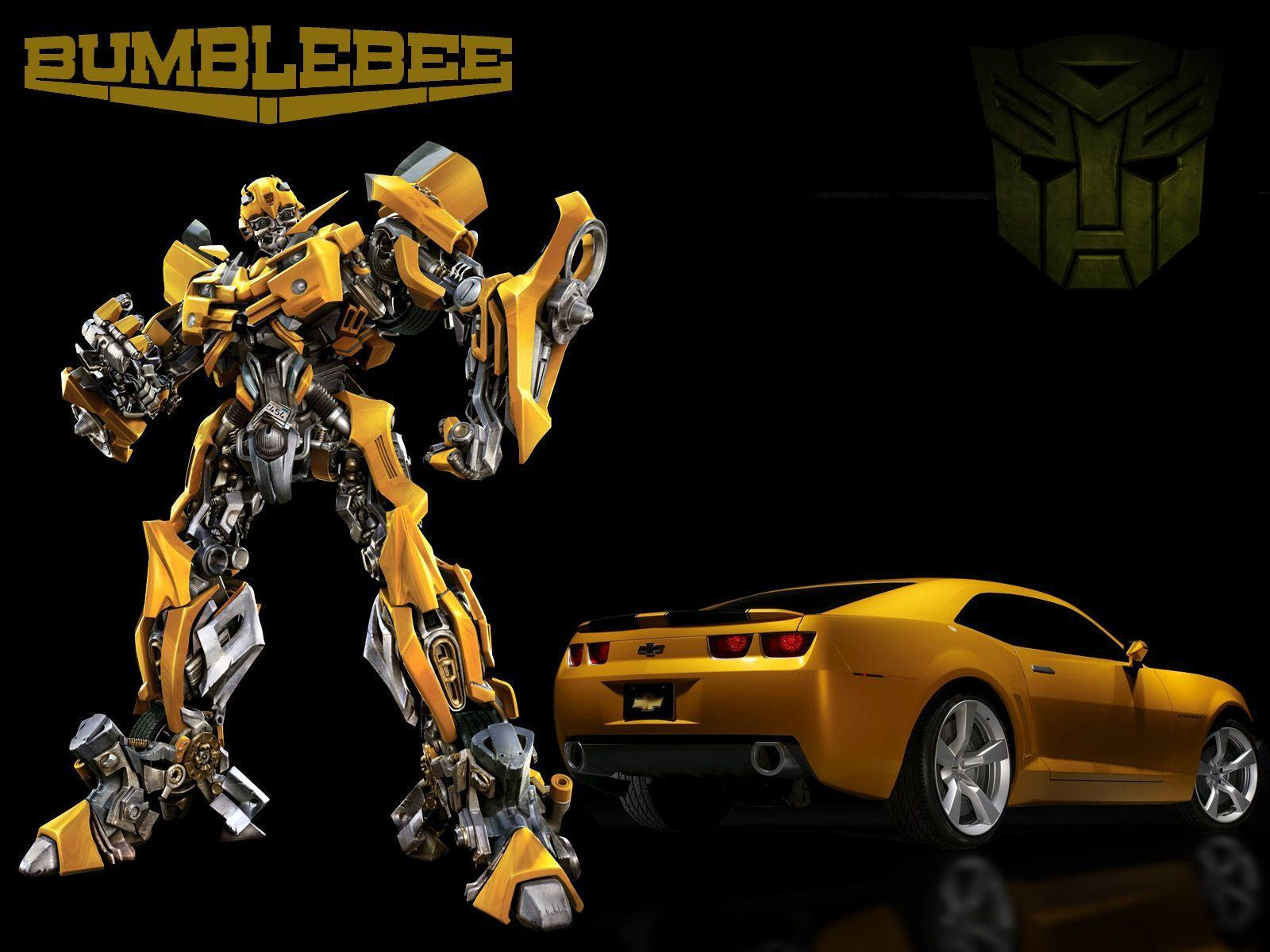 Animals For > Transformers 3 Bumblebee Wallpapers