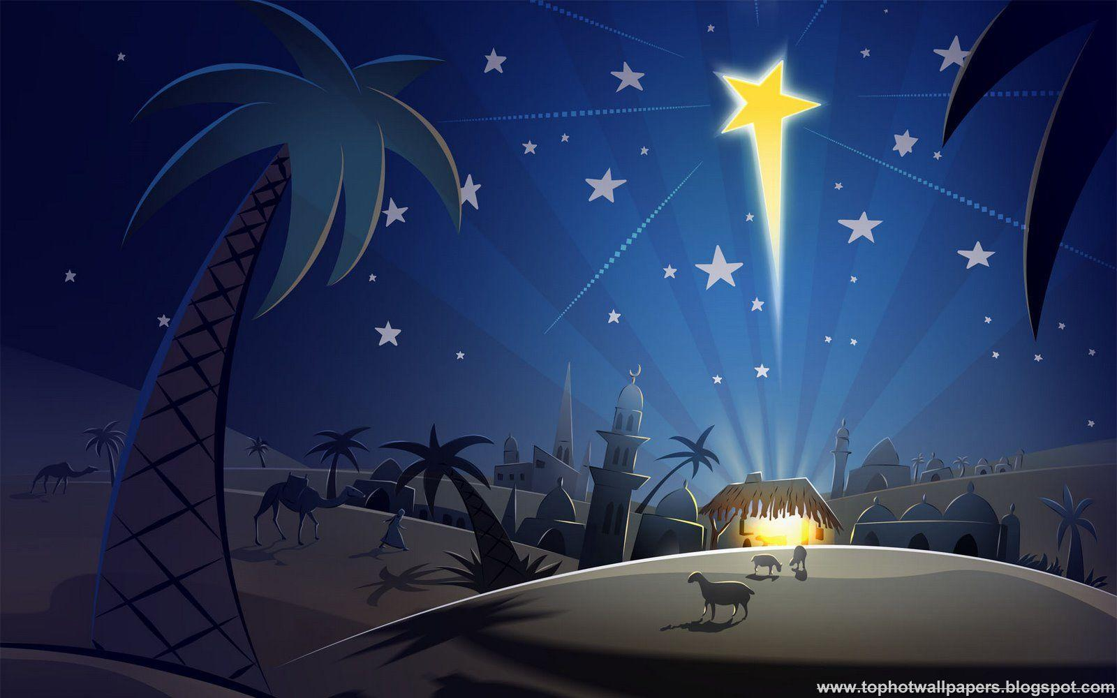 Religious Christmas Cards Hd Image 3 HD Wallpapers