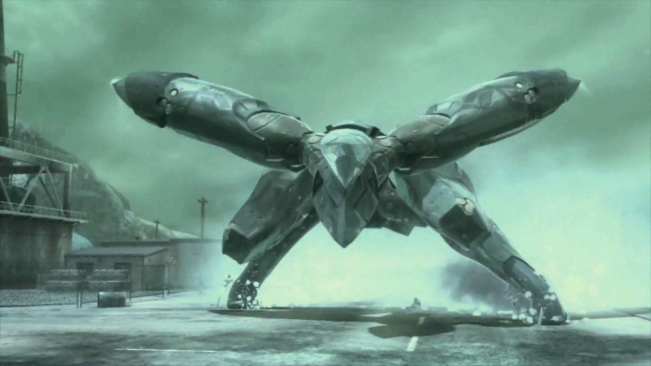 Metal Gear Ray HD Wallpapers