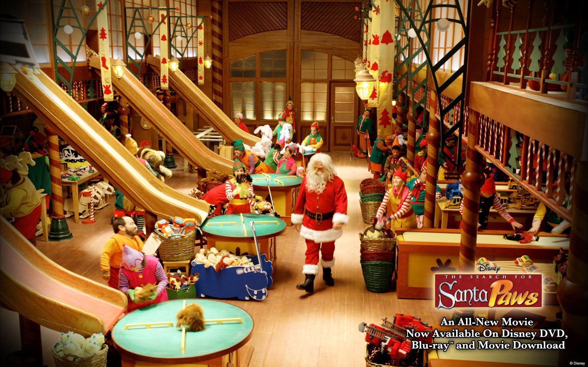 see santa clauss workshop - 1000×630