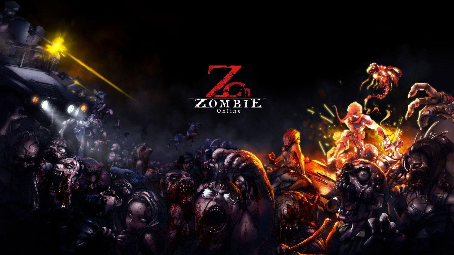 Wallpapers For > Zombie Wallpapers 1920x1080