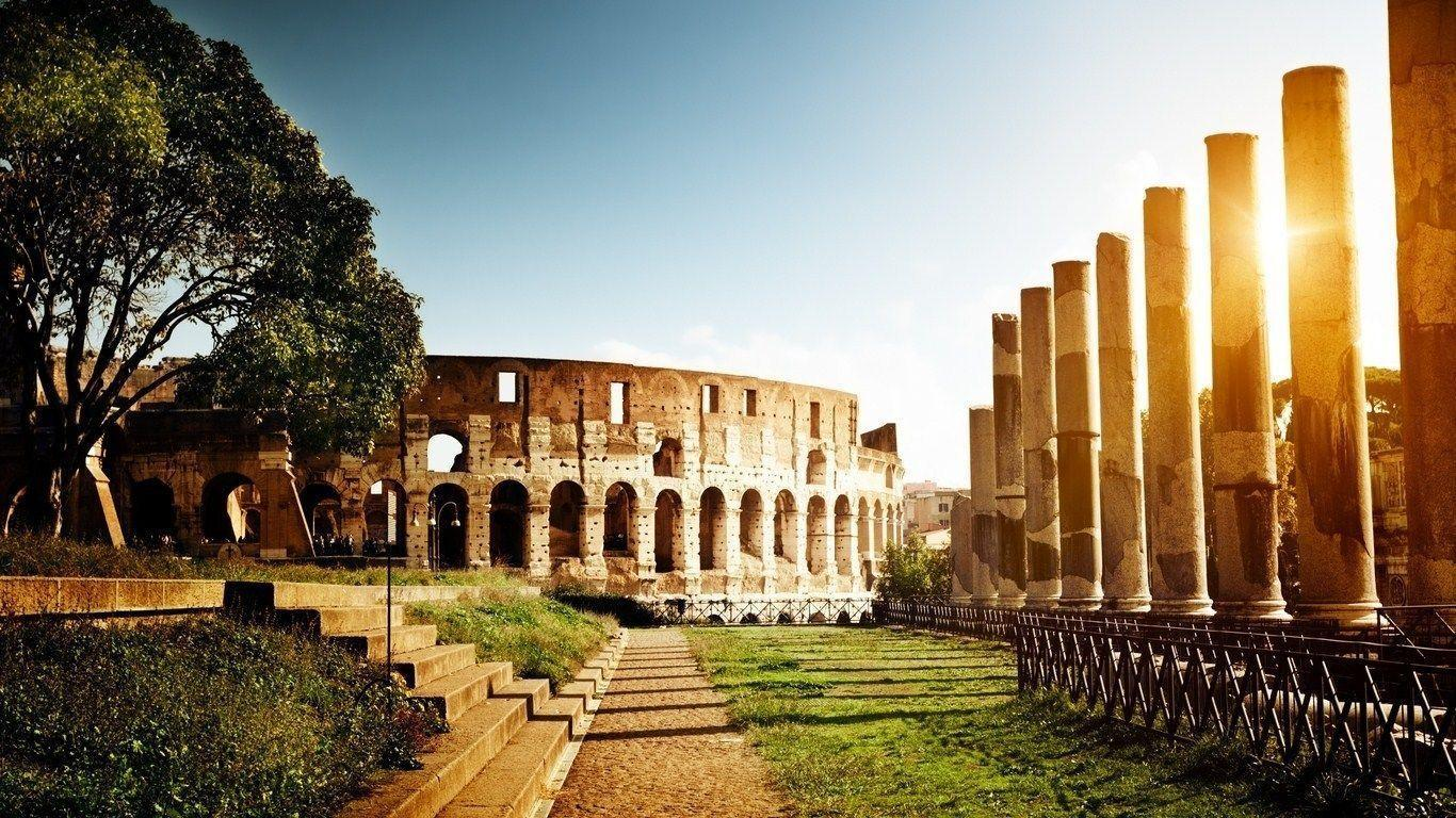 Coliseum Rome Italy Wallpaper | HD Wallpapers, backgrounds high ...