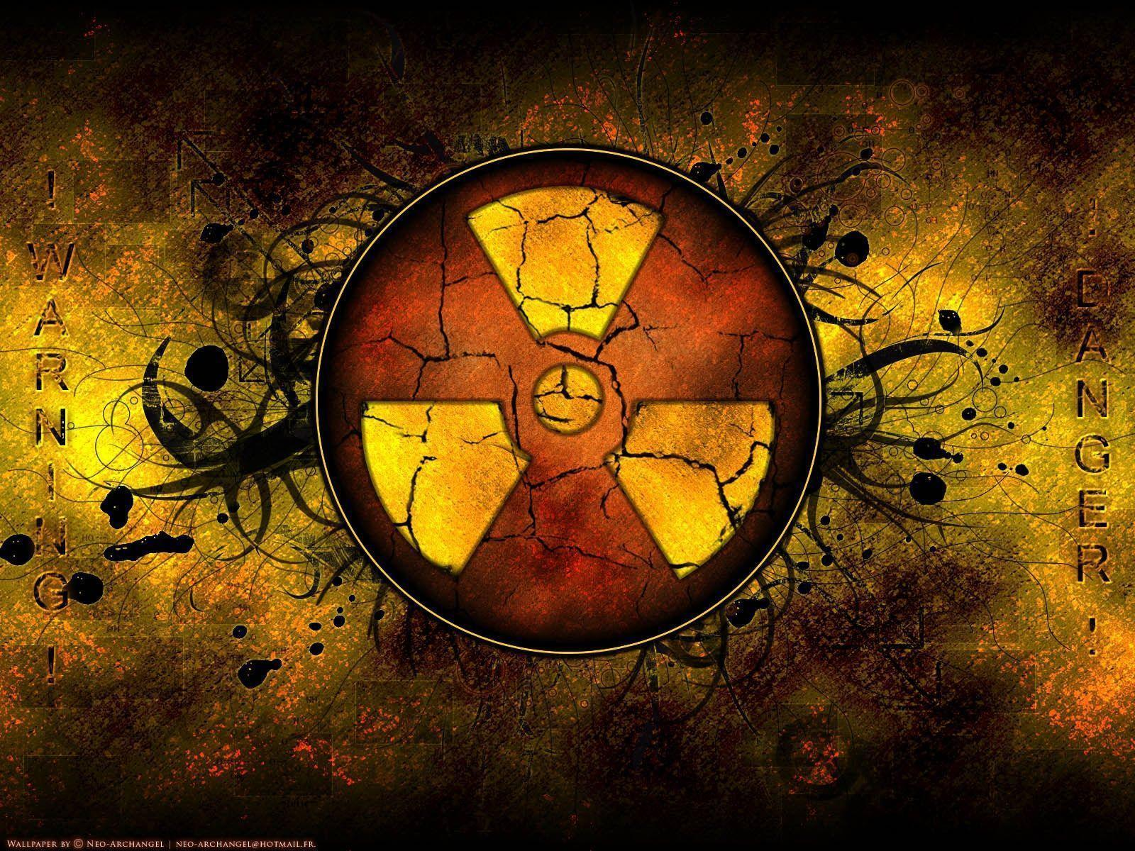 Images For > Radioactive Wallpaper