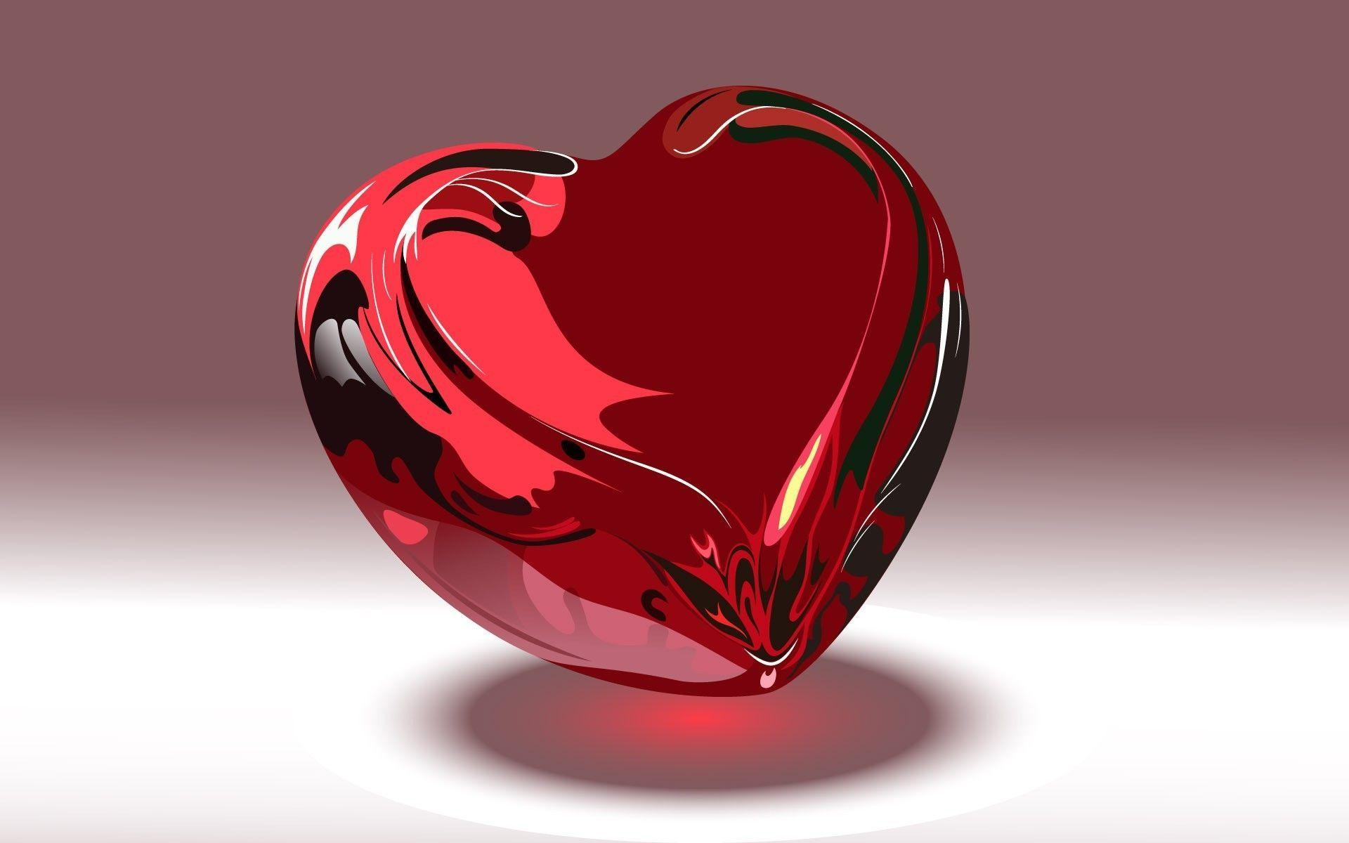 Love Heart Wallpaper Background 3d : Love Wallpapers 3D - Wallpaper cave